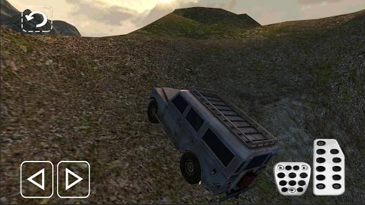 Hill Climb Truck: SUV