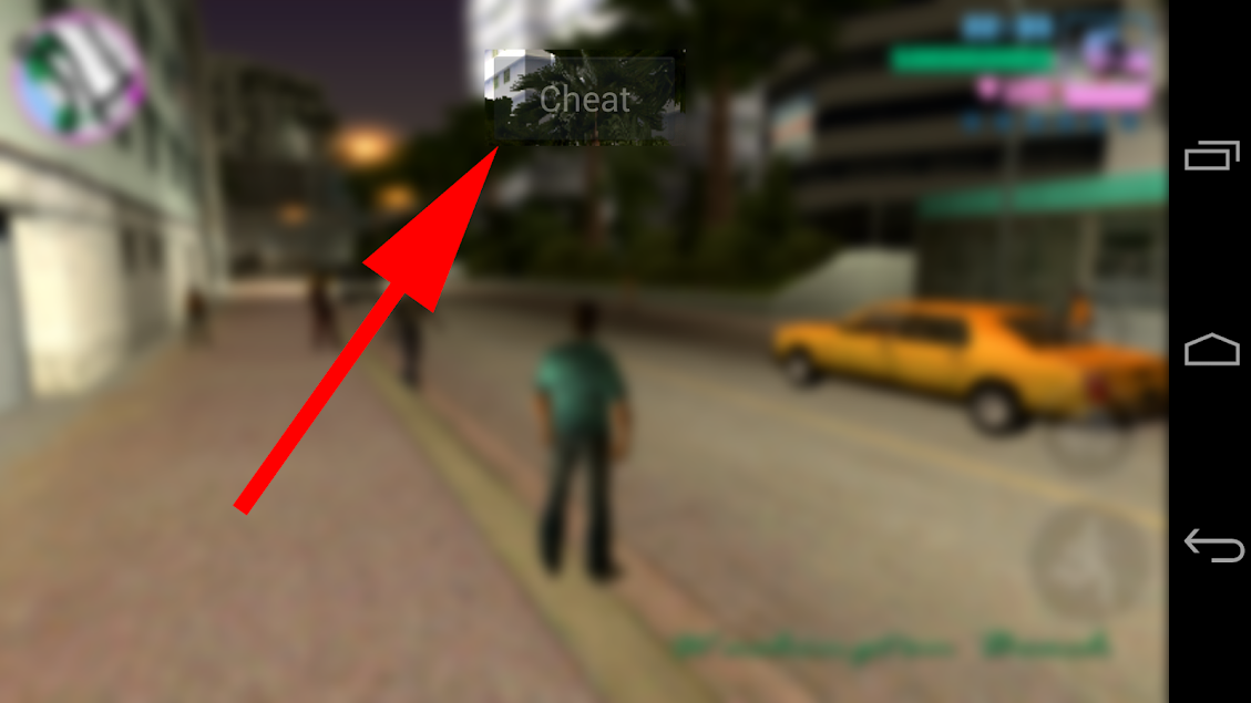 JCheater: Vice City Edition
