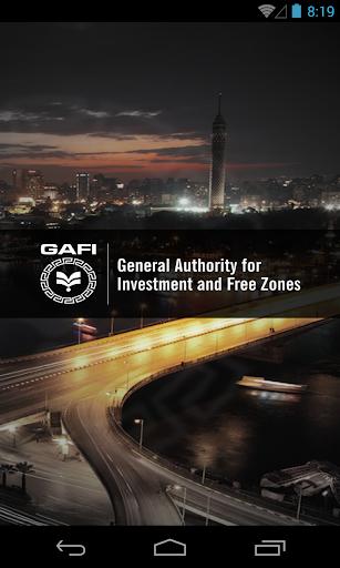 Egypt Investment Map