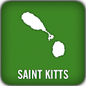 St Kitts & Nevis GPS Map icon
