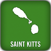 St Kitts & Nevis GPS Map