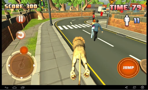 Lion Simulator 3D