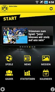 Borussia Dortmund - screenshot thumbnail