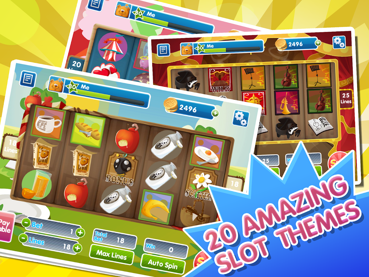 Bubble Casino - Slots & Bingo - screenshot