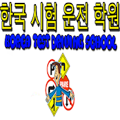 Korea test driving school