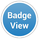 BadgeView Demo