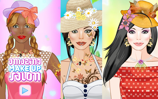 Amazing Make Up Salon 1.0.9 screenshots 6