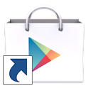 Play Store Shortcut icon