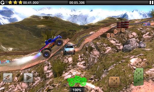 Offroad Legends - Hill Climb  screenshots 2