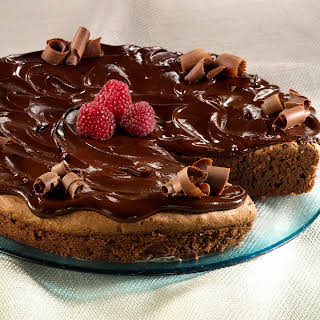 Chocolate Lovers' Cake.
