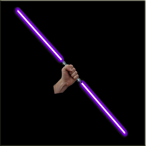 Dual Lightsaber for PC and MAC