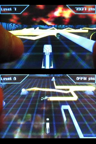 Light Racer 3D Unlocked - screenshot
