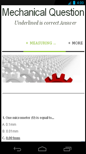 【免費教育App】机械问题-APP點子