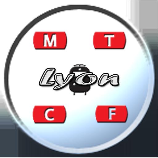 Lyon Public Transport LOGO-APP點子