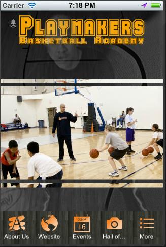 Playmaker Basketball Academy