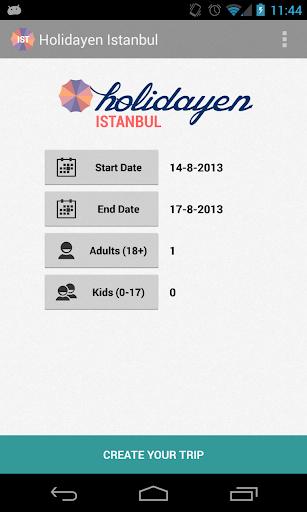 Holidayen Istanbul