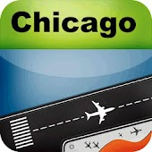 Chicago O'Hare Airport (ORD) Flight Tracker