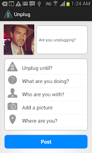 Unplug: Check In to Check Out- screenshot thumbnail