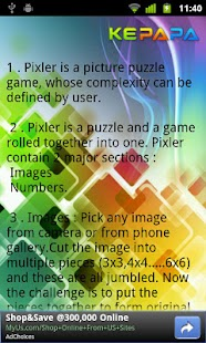 Pixler- screenshot thumbnail