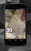 Screenshot of Poly - Wallpaper Pack