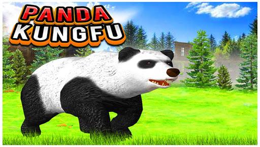 【免費賽車遊戲App】Panda Kung Fu ( 3D Game )-APP點子