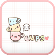 Cups go launcher theme