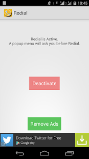 Smart Redial - Auto Redial- screenshot thumbnail