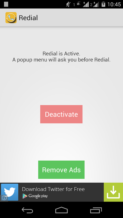 Smart Redial - Auto Redial- screenshot