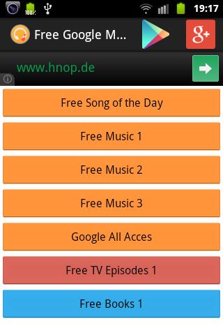 Free Google Offers