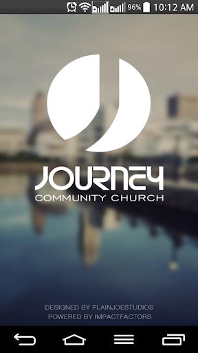 Journey Community Church App