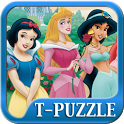 Princess Puzzle [3 modes] icon