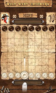 Wild West Checkers- screenshot thumbnail