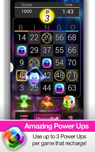 Bingo Gem Rush Free Bingo Game screenshot 16