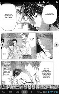 Death Note Manga Volume 7 ENG - screenshot thumbnail