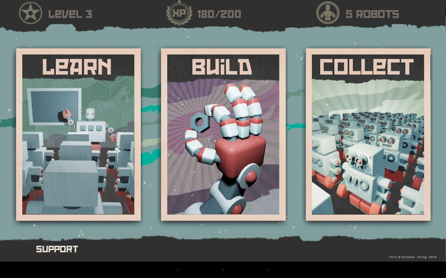 Dr. Fluff's Robot Factory- screenshot