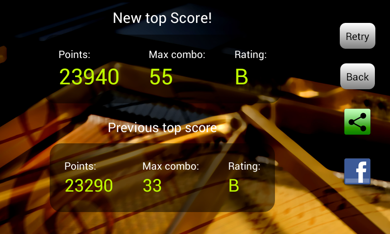 Piano Master- screenshot