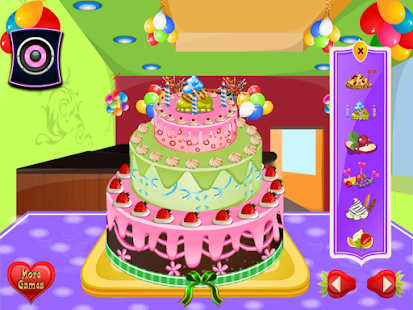 Download Delicious Cake Decoration on PC - choilieng.com