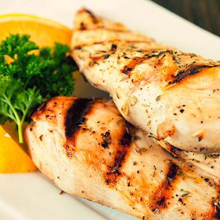 Simple Summer Chicken.