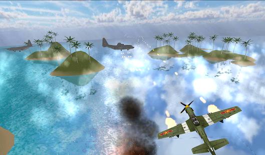二戰太平洋飛機