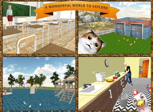 Cat Simulator - and friends ud83dudc3e 3.1.2 screenshots 6