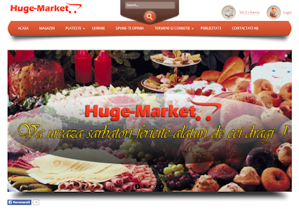 Huge-Market.com screenshot 2
