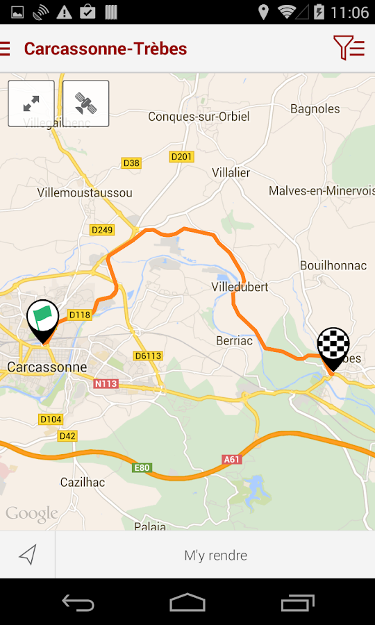 Carcassonne Tour- screenshot