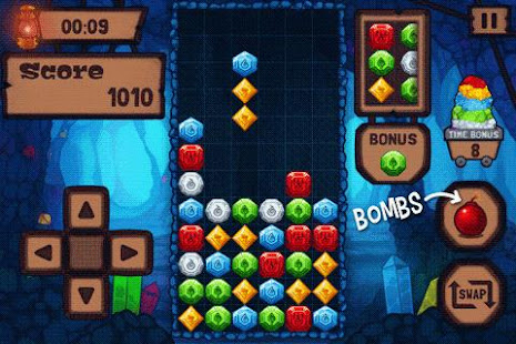 Jewels Master - Free Match-3 Puzzle Game APK for Blackberry