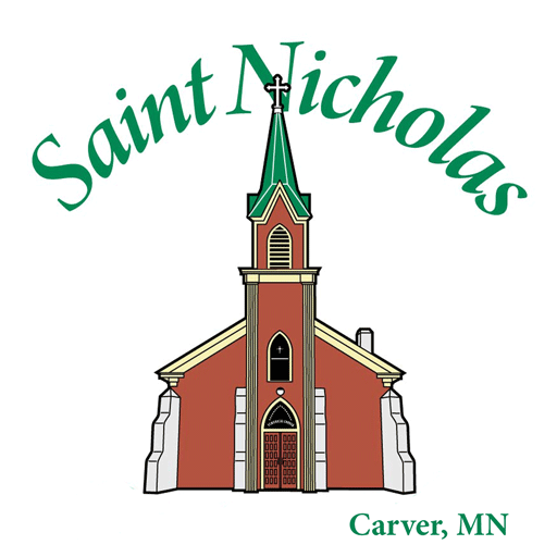 St Nicholas Carver MN LOGO-APP點子