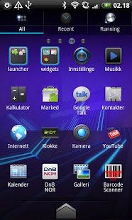 Honeycomb GO Launcher EX Theme - screenshot thumbnail