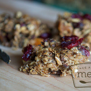 Nutrient Packed Breakfast Bars Healthy