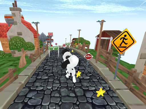Sharp Runner: Stampede animals