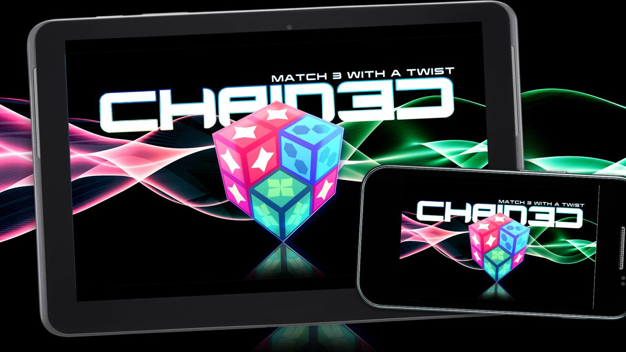 Chain3D - screenshot