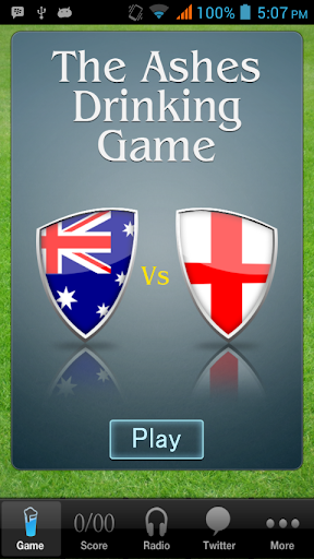 The Ashes App