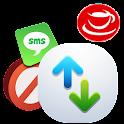 Chan cuoc goi va SMS icon